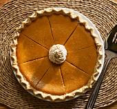 Pumpkin Pie (Draufsicht)