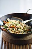 Stir-fried Pad Thai