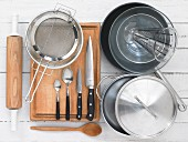 Kitchen utensils for making steamed dumplings