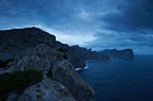 Cap de Formentor at dawn, Mallorca, Spain