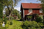 Astrid Lindgren's World near Vimmerby in southern Sweden