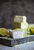 Marshmallow Lime Sugar