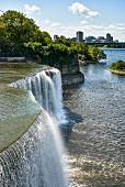 Rideau Falls, Ottawa, Kanada