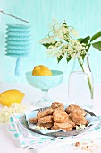 Gluten-free cookies with buckwheat flour and coconut blossom sugar