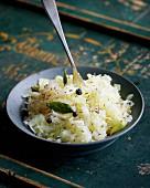Sauerkraut (fermented)