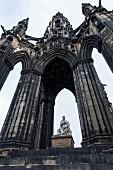 Scott Monument, Edinburgh, Scotland