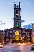 Saint Stephen's Church in the Stockbridge suburb of Edinburgh, Scotland