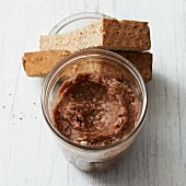 Chocolate and coconut butter (lactose-free)