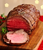 British Beef Chateaubriand