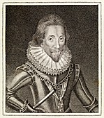 Henry Wriothesly, English nobleman