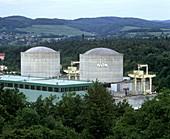 Beznau nuclear power station, Switzerland