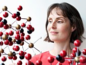 Emma McCabe, British chemist