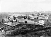 Early Japanese aircraft, 1910s