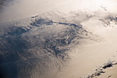 Gulf of St Lawrence, Canada, ISS image