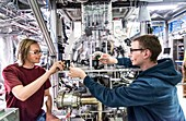 ALPHA experiment at CERN