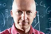 Marcus du Sautoy, British mathematician