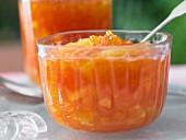 Papaya-Orangen-Marmelade