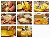 Mangomarmelade zubereiten