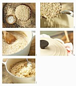 How to prepare natural rice