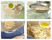Quinoa zubereiten