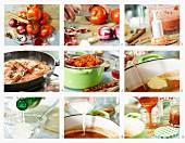 Selbstgemachten Tomatenketchup zubereiten