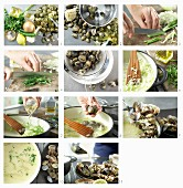 How to make marinated clams