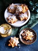 Latin American quince pastelios