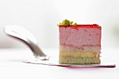 Strawberry gateau
