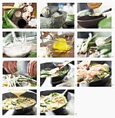 How to make a Korean fritatta