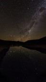 Time-lapse of Milky Way, Chile