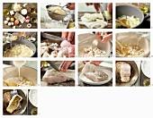 Zander mit Sauerkraut zubereiten