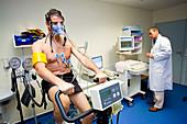 Heart stress test
