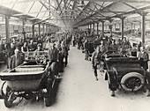 Morris Motors factory, 1920s