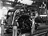 Morris Motors factory, 1935