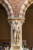 Statue of Joseph Priestley, British chemist