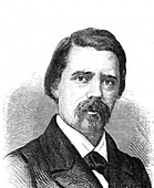 David Edward Hugues, Welsh-US inventor