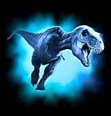 Tyrannosaurus Rex Artwork