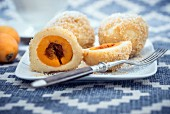 Vegan medlar dumplings
