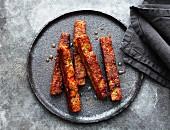 Baked Italian snack sticks