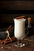 Masala Chai Spice Milk Steamer Drink