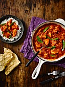 India tikka masala curry