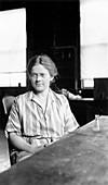 Mary Elizabeth Collett, American physiologist