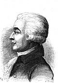 Jean-Pierre Blanchard, French balloon pioneer