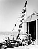 ML-1 nuclear reactor, 1963