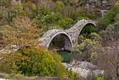 Plakidas bridge, Greece