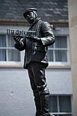 Statue of Charles Rolls