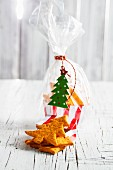 Weihnachtsplätzchen zum Verschenken