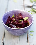 Beetroot with thyme