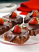 Cupid chocolate cake