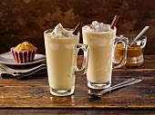 Coconutey chai latte